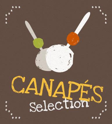 Canapés Selection Finger Food