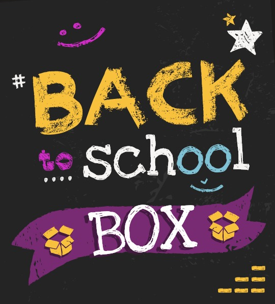 Back to School Box